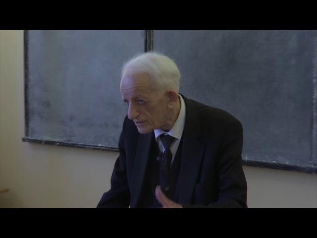 Шноль С. Э. - Введение в биоорганическую химию (Лекция 5)