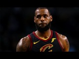 LeBron James (18 pts, 3 reb, 7 ast, 1 blk) Highlights vs Thunder Jan 20 2017-18 NBA Season