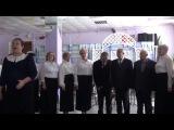 Унеча концерт Хор Ветеран, духовой оркестр Мажор, и вокальной студии Орфей
