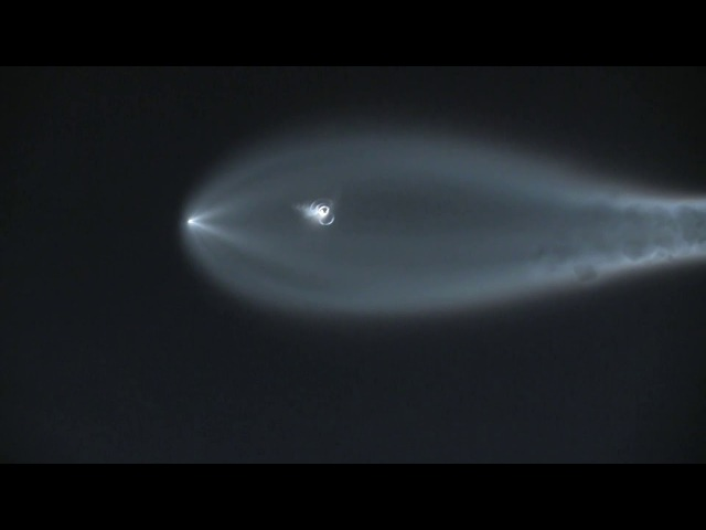 SpaceX Falcon 9 Iridium 4 Launch 12/22/2017