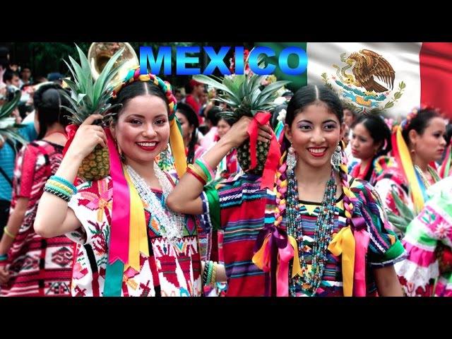 Mexico -Oaxaca, México: Las Mágicas Costumbres y Tradiciones de México