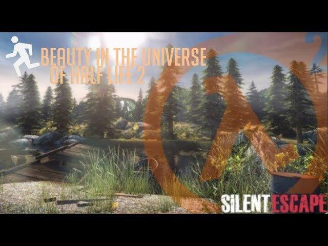 Красота во вселенной Half-Life 3Beauty in the universe of Half-Life 3
