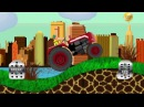 мультик про трактор — гонка на тракторе — игра как мультик для детей