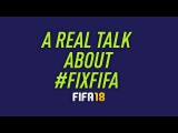 Let's have a real talk about #FixFIFA (plus 50 FIFA 18 glitches)  FIFA 18 Path To Power 9