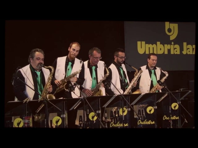 ALL TIMES ORCHESTRA Live at Umbria Jazz 2016