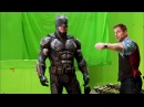 BATMAN \ BRUCE WAYNE 'Justice League' Featurette