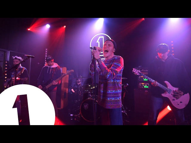 Neck Deep - Welcome To Paradise (Green Day Cover) at Radio 1 Rocks from Maida Vale