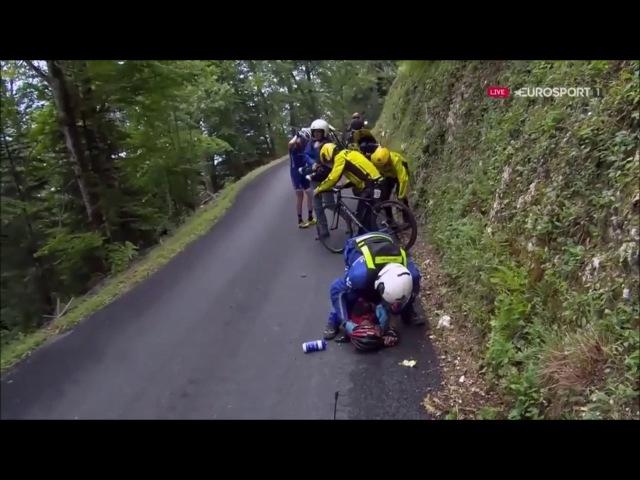 ChuteFall Cyclisme Compil2 || Tour de France 2017