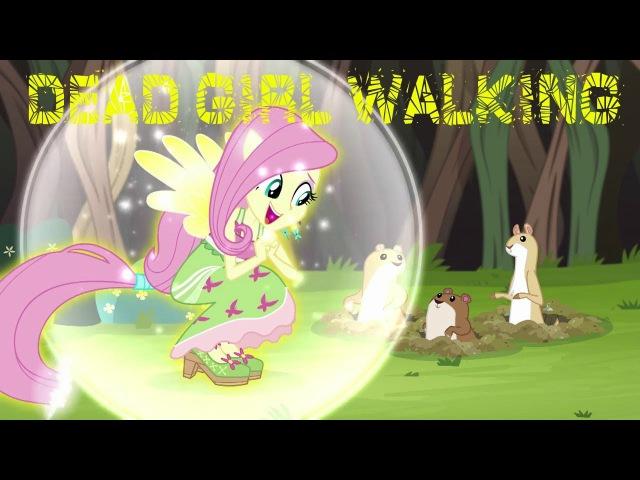 Флаттершай - Dead Girl Walking