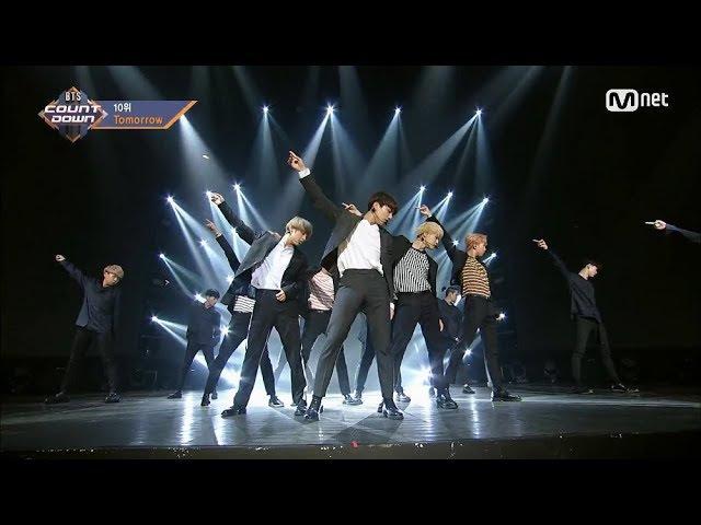 [FULL HD] Tomorrow - BTS COUNTDOWN