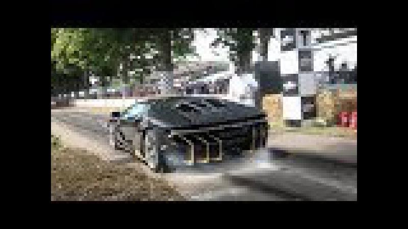 10 min of CRAZY Hypercar, Racecar and Supercar Launches