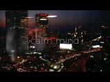Relaxing City At Night - 1 Hour City Ambience - Relaxing for sleep or study - White Noise