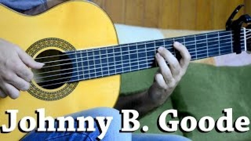 Johnny B. Goode - Fingerstyle Guitar (Marcos Kaiser) 98