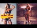 FITNESS ELITE №3 Female fitness motivation Lauren Drain Kagan