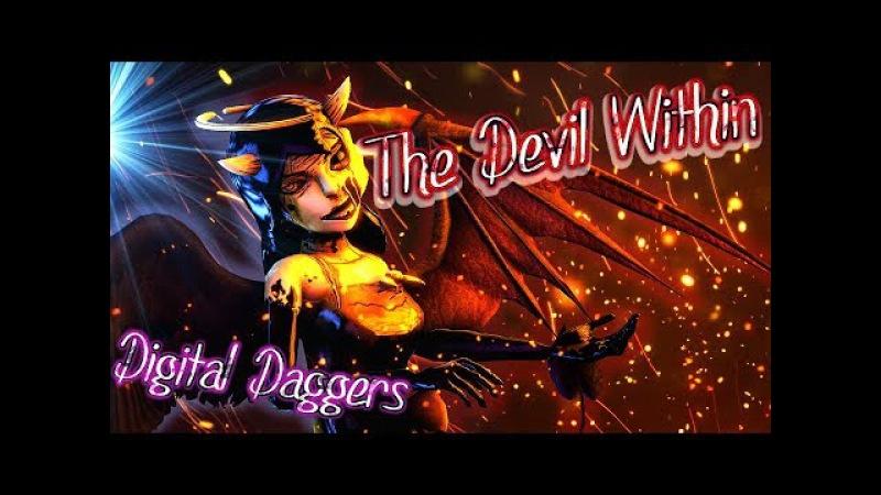 BATIM SFM The Fallen Angel Digital Daggers The Devil Within