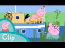 Peppa Pig Français Le Bateau est coincé