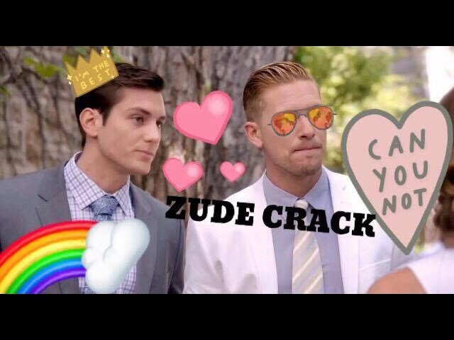 Hit the Floor Zude Crack! / Humor