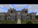 Выживания в двоём в Minecraft PE 0.13.0 build 5 (начало замка) 6