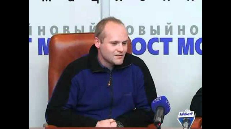 Роман Назаренко о путешествии по Грузии