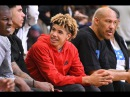 LaVar Ball Pulls LaMelo Ball out of Chino Hills High School