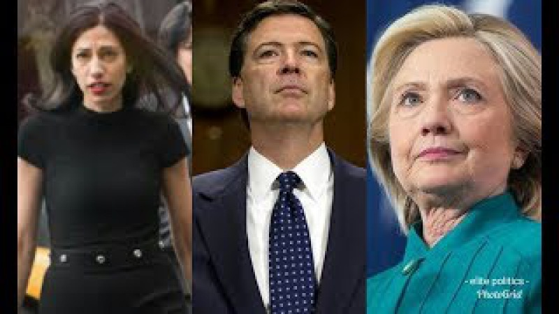 BREAKING! Trump ORDERS FOR THE ARREST of Huma Abedin, Hillary clinton James Comey