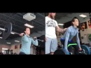 Joanna Jedrzejczyk training for UFC 223 | Training World