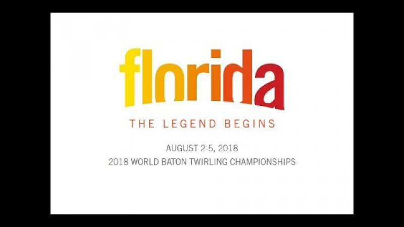 2018 World Baton Twirling Championships - Promotional Video