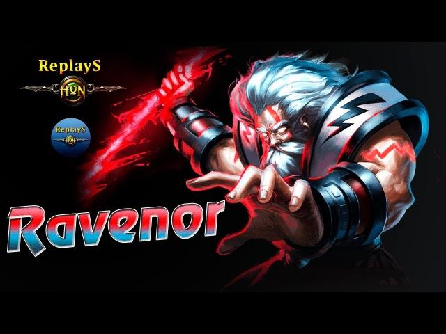 HoN - Ravenor - 🇵🇪 xblicx100 Legendary_Rank