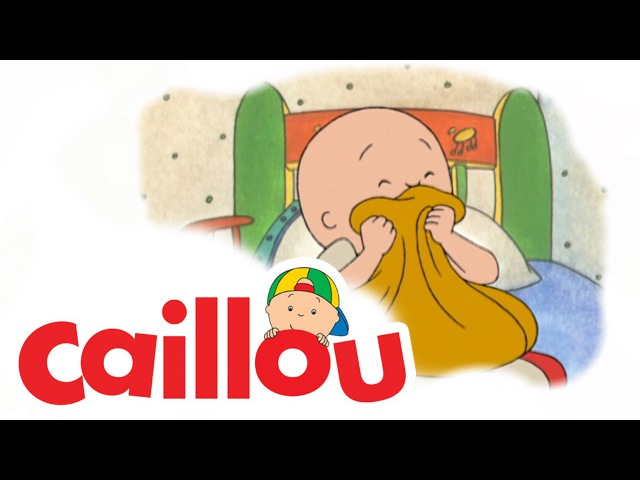 Kids' English Caillou Caillou's Missing Sock S01E45 Cartoon for Kids