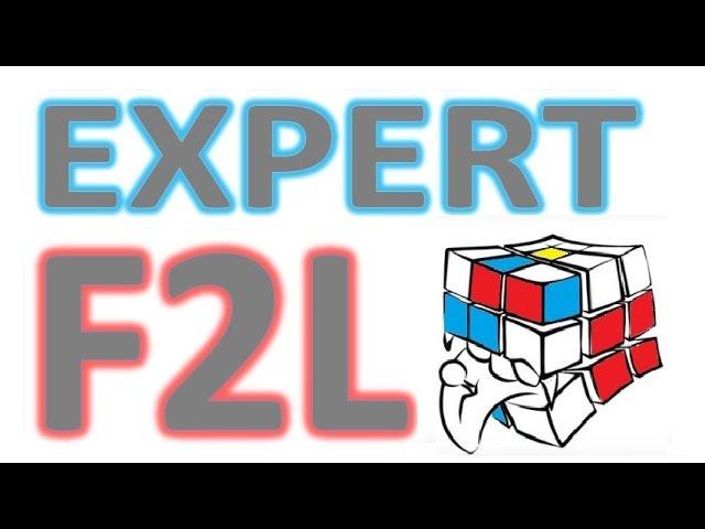 Expert F2L Part 1