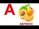 РУССКИЙ АЛФАВИТ, БУКВЫ для детей, карточки Домана по методике «Вундеркинд с пеле...