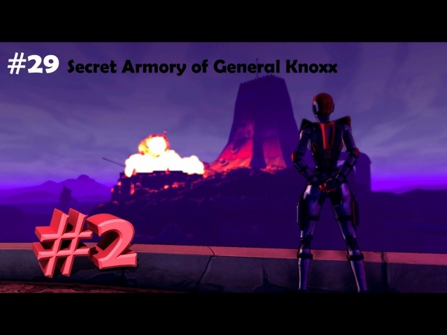 [NOG]29.Borderlands GOTY [DLC] The Secret Armory of General Knoxx 2♦Спасение Афины Ч.1♦