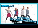 KIDZ BOP Kids - Let It Snow! Let It Snow! Let It Snow! (Official Music Video) KIDZ BOP Christmas