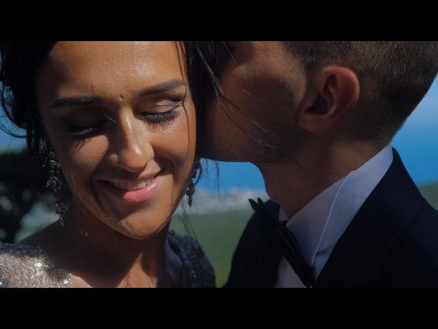 Свадебное видео Одно имя на двоих ALEX YAZEV FILMS смотреть онлайн без регистрации