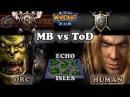 Grubby | Warcraft 3 The Frozen Throne | OR v HU- BM vs ToD - Echo Isles
