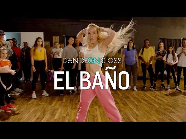 Enrique Iglesias - El Baño   Nika Kljun Choreography   DanceOn Class