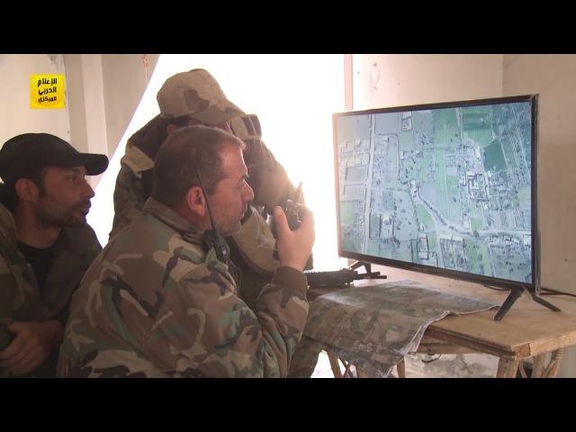 Операции продолжаются в восточной части Гуты, и сирийская армия приближается к городу Джисрин