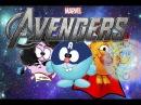 Мстители Война бесконечности - Трейлер пародия