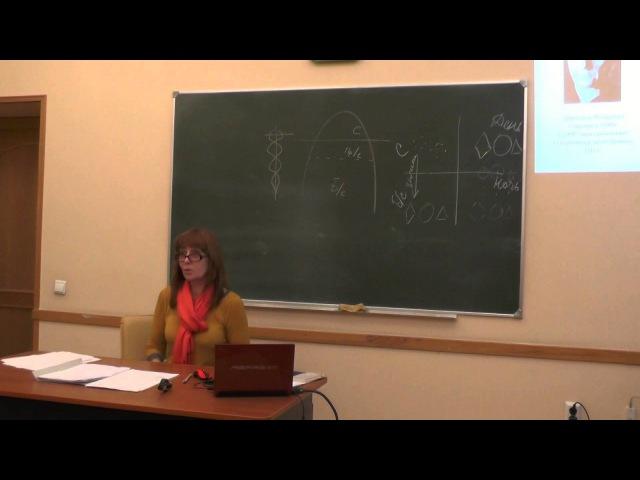 Базовый курс по юнгианскому анализу ВЕИП. Семинар Ирины Маловичко