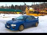 База знаний  Subaru Impreza WRX STI 22B  102400 шт.