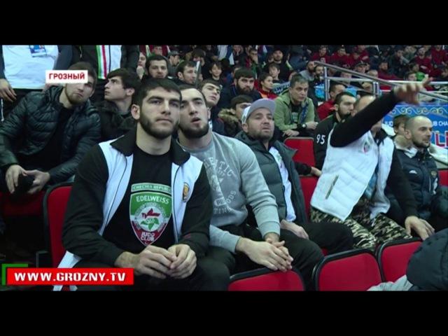 Грузинский клуб «Sagaredjo» стал чемпионом турнира по дзюдо «Золотая Лига» в Грозном