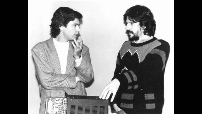 Жан Мишель Жарр и Вангелис - Альфа (1976)