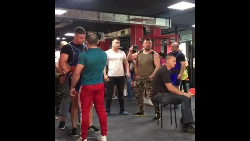 мотивация спорт Вадим Нохрин
