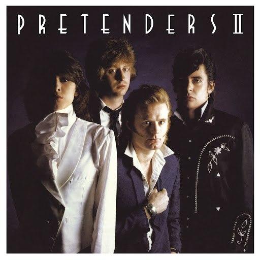 The Pretenders альбом Pretenders II (Expanded & Remastered)