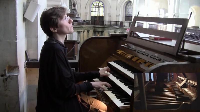 29 (1) J. S. Bach M. Dupré - Sinfonia in D major after Preludio 1006, BWV 29 - Aude Schuhmacher