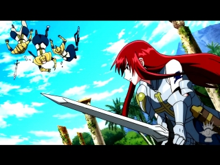 Fairy tail - Our waking hour - Break me down AMV
