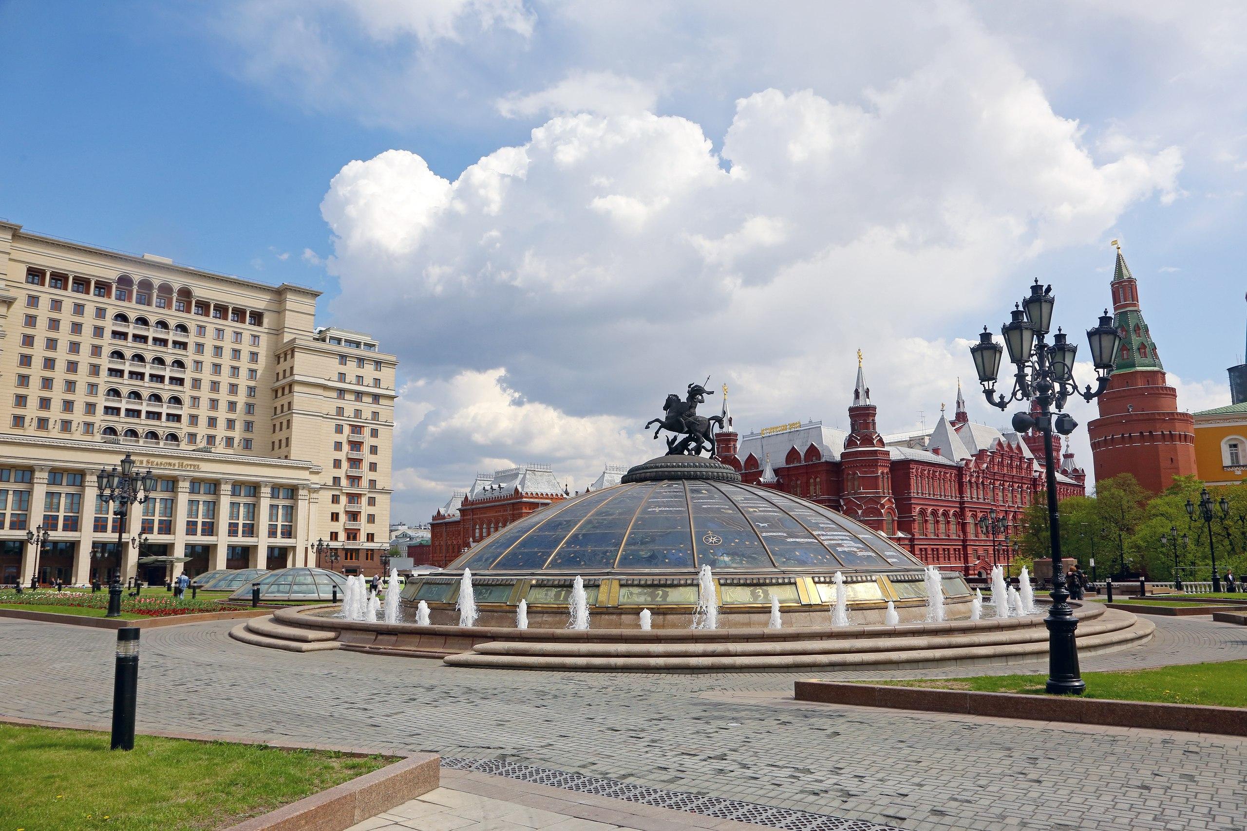 N6nERnO82GE Тверская улица - главная улица Москвы.