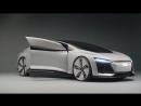 Audi Aicon - interior, exterior and drive