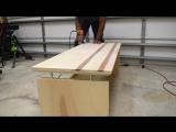 Современный стол с летающей столешницей