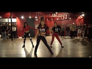NICKI MINAJ - Chun Li Dance _ Matt Steffanina ft Deja